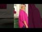 AMELI Solid Cotton Short Sleeve Basketweave Shirt in Pink - 102036 PDP