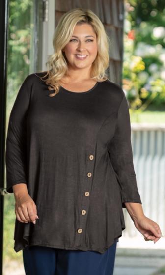 Tamsin 3/4 Sleeve Shirt