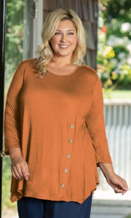 Tamsin 3/4 Sleeve Shirt