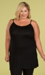 Cotton Jersey Camisole Layering Tank Top