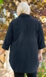 100% Crinkle Cotton Long Sleeve Button Up Oversize Shirt