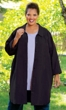 100% Crinkle Cotton Long Sleeve Button Up Kendall Oversize Tunic