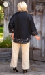Josephina Solid Long Sleeve Button Up Shirt
