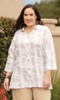Harmony Linen Long Sleeve Button Up Shirt
