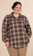 Print 100% Cotton Long Sleeve Shirt