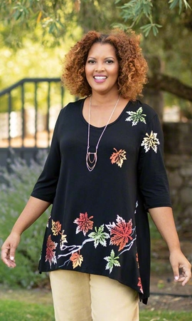 Long Sleeve Amber Tunic