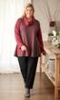 Paris Cowl Long Sleeve Tunic