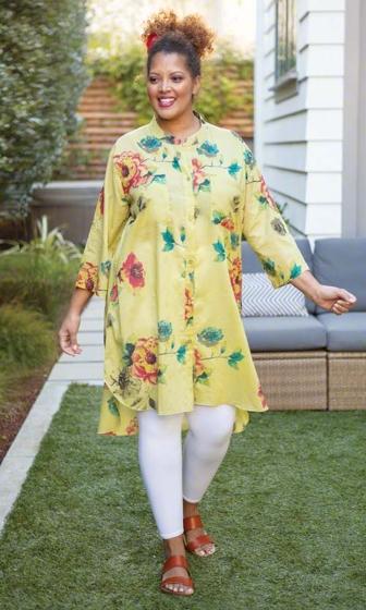 Eleanor Bracelet Sleeve Tunic