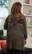 Lenore Batik Long Sleeve Tunic