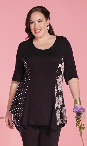 Dorothy Short Sleeve Top