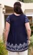 Abdju Short Sleeve Tunic