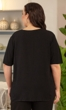 100% Rayon Short Sleeve Solid Round Neck Solid Shell