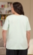 100% Cotton Jersey Knit Short Sleeve Round Neck Solid Tee