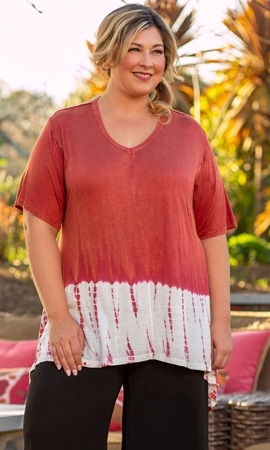 Sara Short Sleeve Top