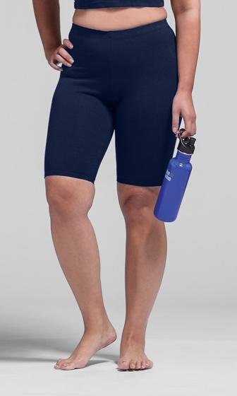 Cotton Bike Shorts