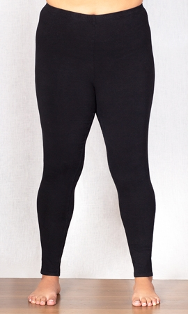 Cotton Full Length Leggings