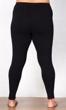 Cotton Jersey Full Length Leggings