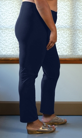 Cotton Full Length Relaxed Leggings