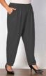 Tailored Leg Rayon Pants