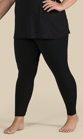 Solid Cotton Lycra Leggings