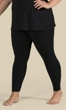 95% Cotton Jersey Knit Solid Leggings