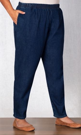 Sale Cotton Tailored Jeans