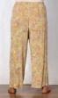 Hand Batik 100% Crinkle Rayon Anacapa Pants