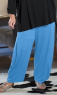 Sale Boho Full Length Relaxed Pants