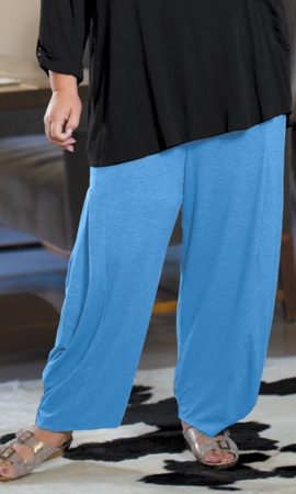 Boho Full Length Relaxed Pants
