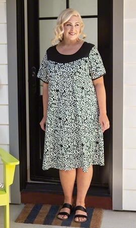 Tegu Short Sleeve Dress