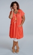 100% Cotton Short Sleeve Dress