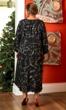 Edyth Long Sleeve Batik Dress