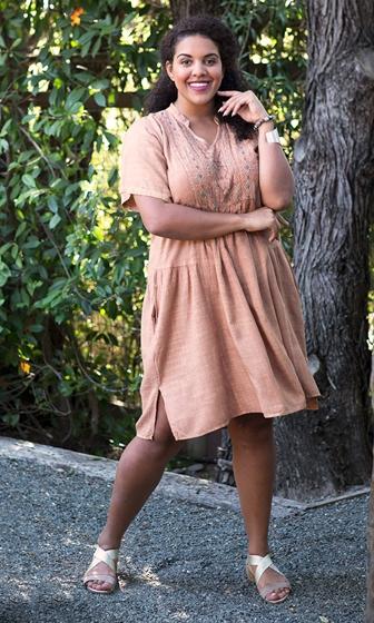 Sonora Short Sleeve Dress