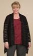 Sale Print Bracelet Sleeve Shawl Collar Jacki Wave Jacket
