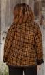 Aki Batik Reversible Long Sleeve Jacket