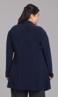Toronto Solid Long Sleeve Jacket
