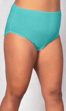 100% Cotton Ultra Soft Solid Underwear