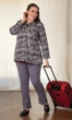 Easy Care Long Sleeve Demetria Pullover