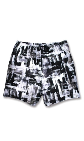 Sale Geo Chlorine Resistant Swim Shorts