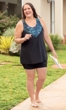 Chlorine Resistant Arionna Swim Top