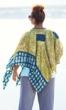 Sale Helena Batik Rayon Poncho