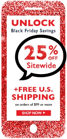 On The Plus Side 25% Off + Free Shipping on $99+