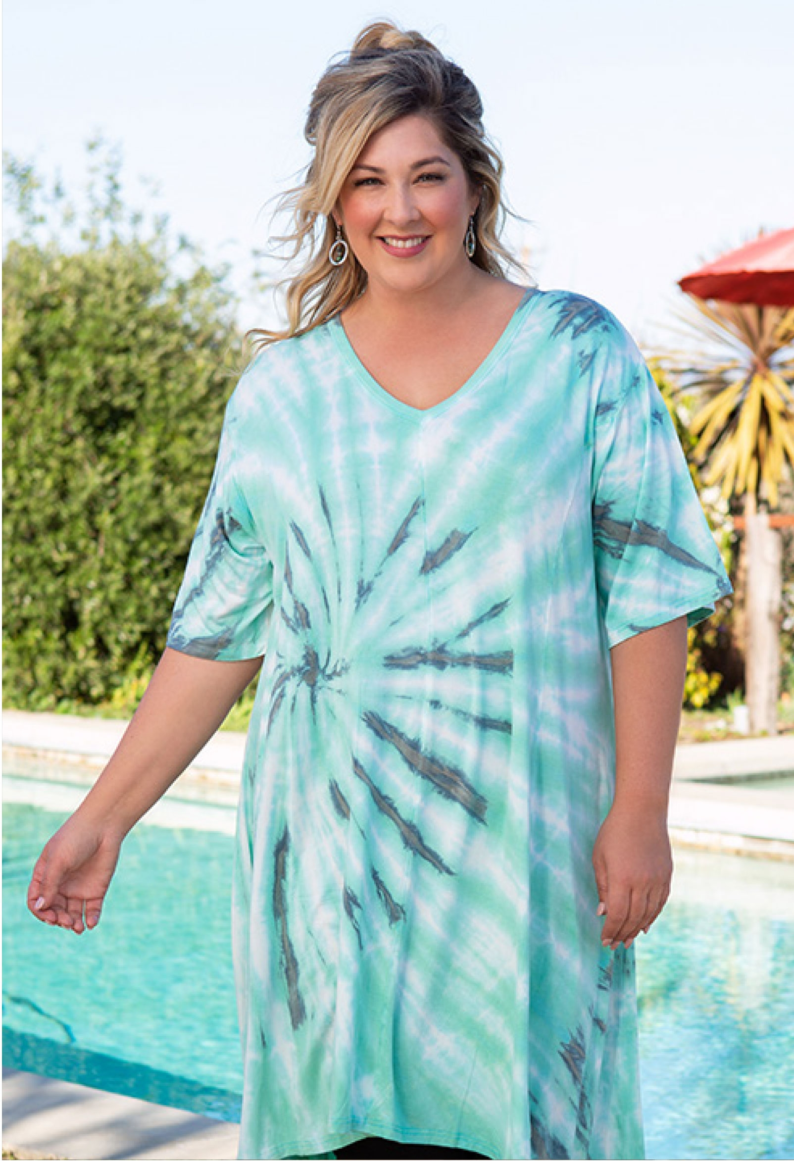 CAIDEN TUNIC - TAKE AN EXTRA 20% OFF