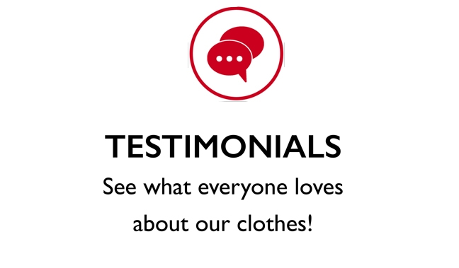 See what everyone loves about On the Plus Side Clothing!