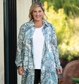 On The Plus Size Tunics - Shop Now