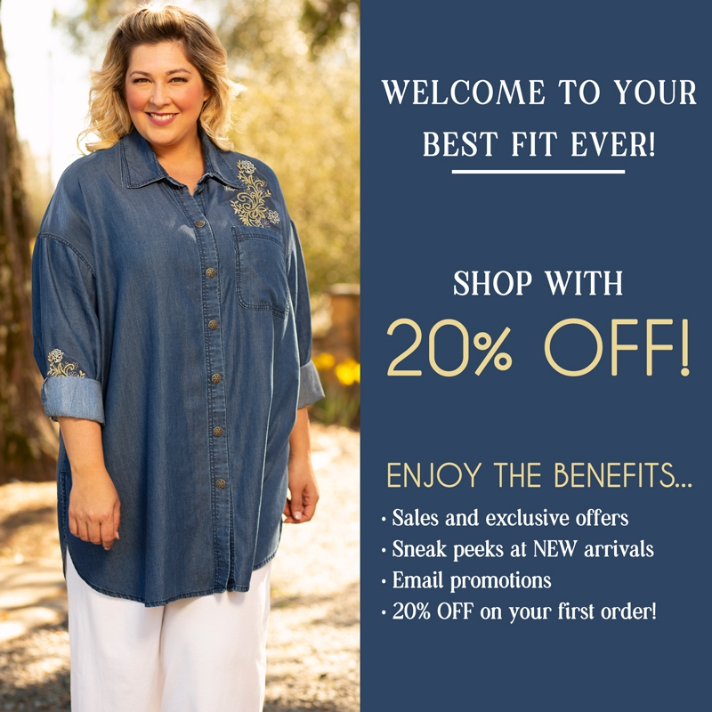 Get 20% Off Your First Order!