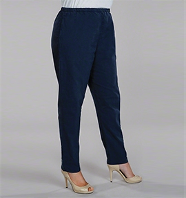On The Plus Size Pants - Shop Now
